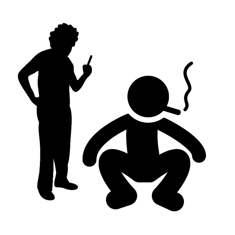 喫煙者のメンタリティ